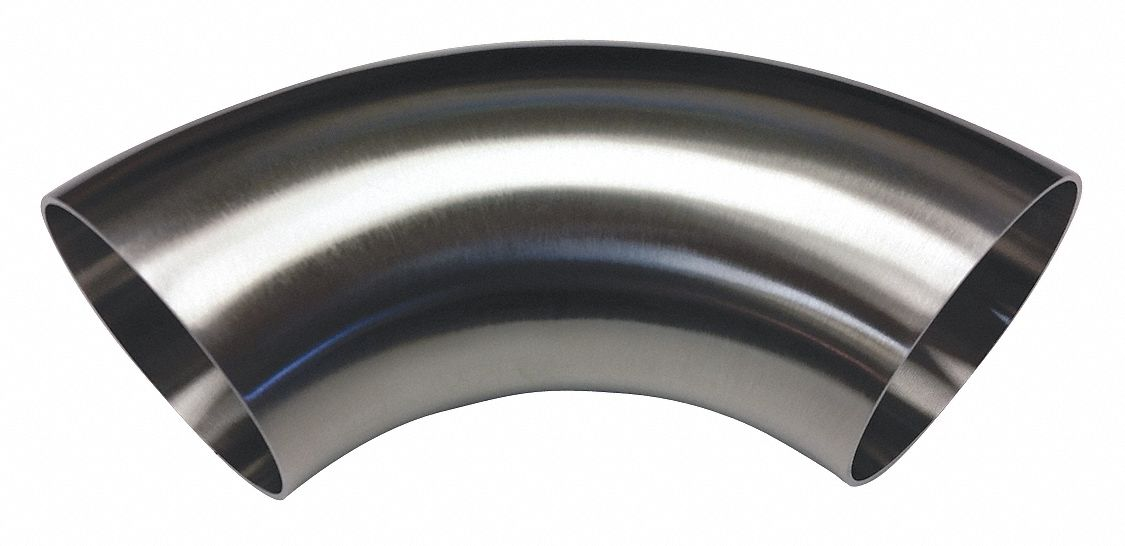 Elbow, 1-1/2 in Tube Size