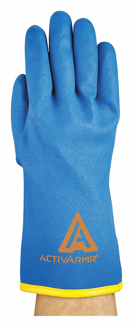 Coated Gloves,  XL,  1 PR