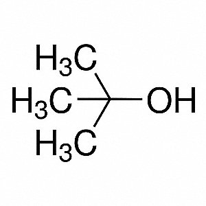 SIGMA-ALDRICH Tert-Butanol, 2L, ACS Reagent, 99 Percent