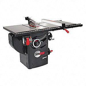 Sawstop Table Saw Cabinet Stand Type 10 Quot Blade Dia 5 8