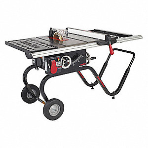 Saw Mobile Cart,53 in. L,21 in. H