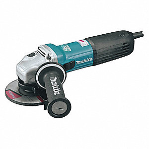 "Angle Grinder,4-1/2"",12A,2800-11,000 RP"