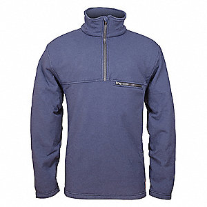 SWEAT-SHIRT ELEMENT,BLEU MARINE