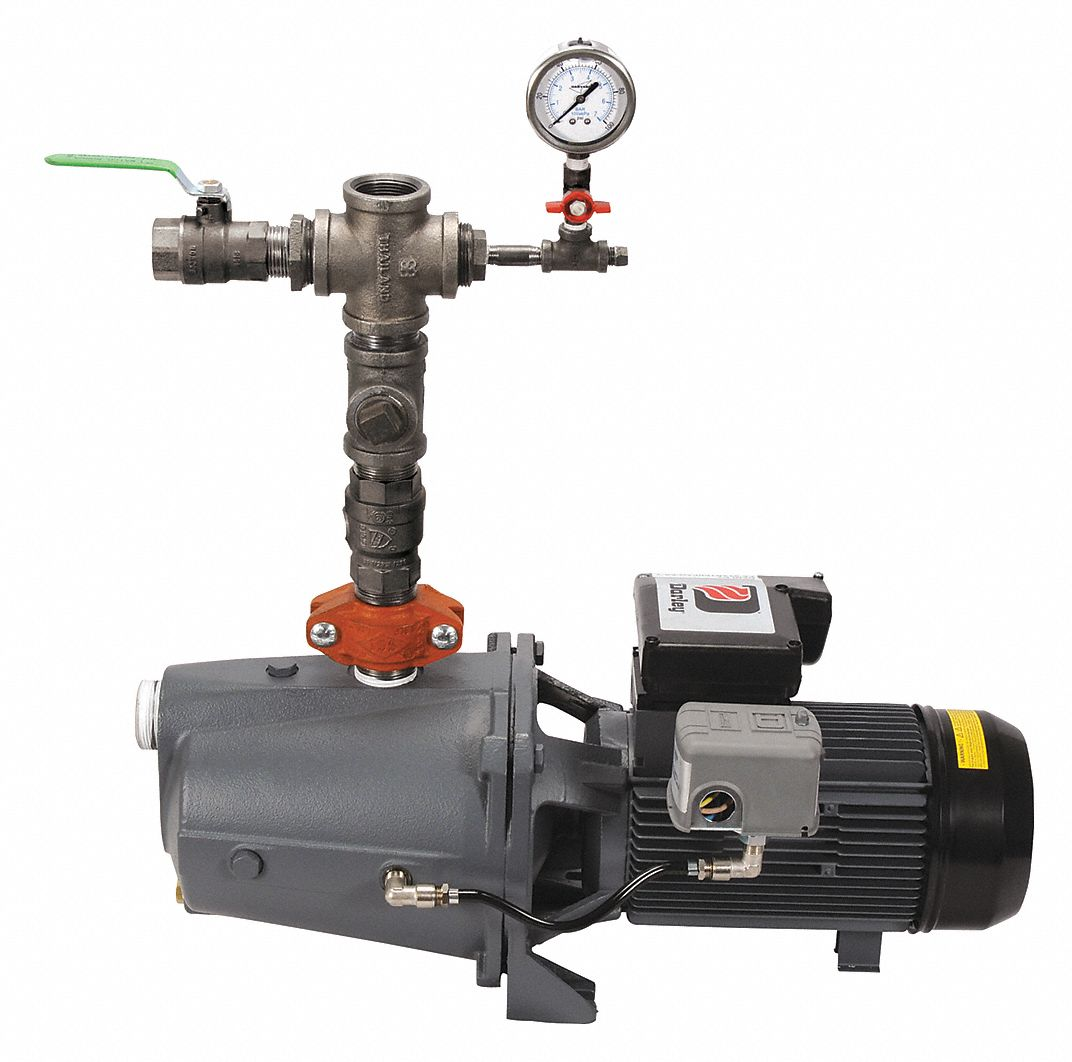 3 hp HP Fire Sprinkler Pump System, 230 Voltage, 12 A Amps, Pressure Range: 25 to 70 psi