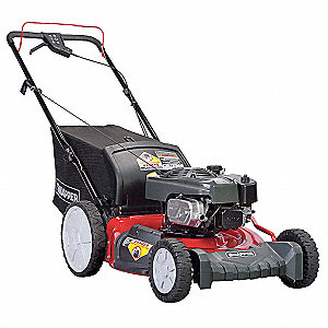 Self-Propelled Mower,21In W,175CC