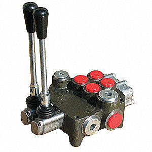 HYDRAULIC DIRECTIONAL VALVE,2 SPOOL
