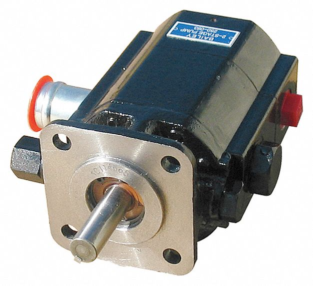 Hydraulic Two Stage Gear Pumps