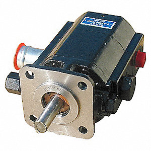 6 HP Required 4000 Input RPM Hydraulic Gear Pump