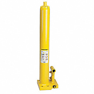 "5"" x 5"" Long Stroke Steel Bottle Jack with 2 tons Lifting Capacity"