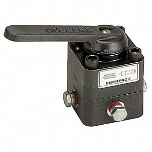 Hydraulic Directional Control Valve, 10,000 psi, 4.5 gpm