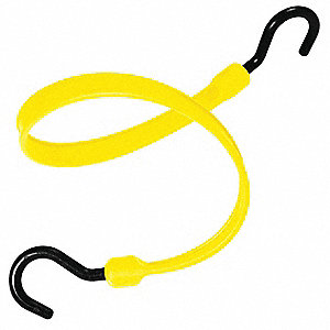 Polystrap,Yellow,12 in. L,Nylon