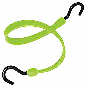 Polystrap,Safety Green,36 in. L,Nylon
