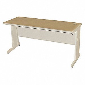 "Rectangle Training Table, Oak, 72""W x 30"" Depth"