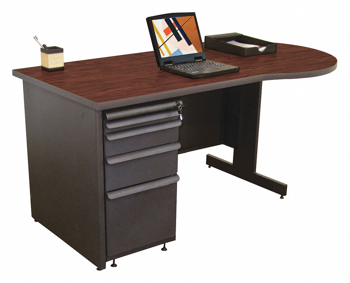 Office Desk, 60 in.W x 30 in.D x 29 in.H