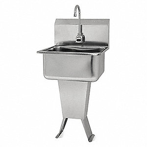 Mount Sink,21 in. L x 41-1/2 in. H