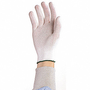 Gloves,L,Nylon,PK200
