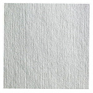 "Durx® 670 55% Cellulose/45% Polyester Cleanroom Wipes, 100 Ct. 8"" x 12"" Sheets, White"