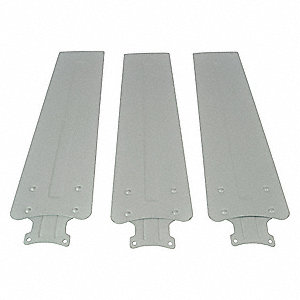 Blade Set of 3,48 In Straight