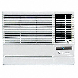 115V Window Air Conditioner, 560 Watts, 6000 BtuH Cooling
