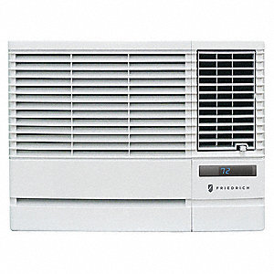 208/230V Window Air Conditioner, 1680/1630 Watts, 18,000/17,500 BtuH Cooling