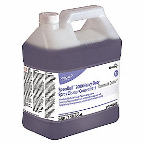 1.5 gal. Heavy Duty Cleaner, 2 PK