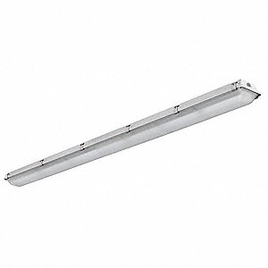 "Vapor Tight Fixture,LED,100""L,78W"