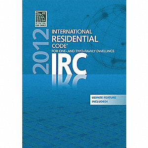 2012 International Residential Code,CD