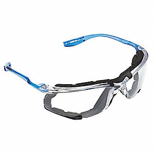 Virtua™ CCS Anti-Fog Safety Glasses, Clear Lens Color