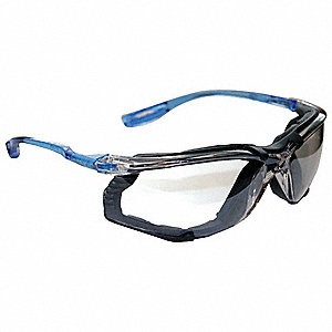 Virtua  CCS Anti-Fog Safety Glasses, Indoor/Outdoor Mirror Lens Color
