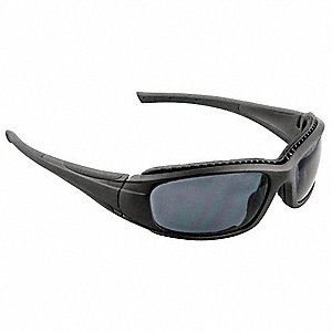 Sunwear Anti-Fog Polarized Eyewear, Gray Lens Color