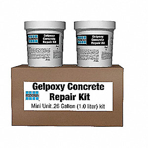 Natural Concrete Repair, 2 lb. Size, Coverage: 5 to 10 sq. ft.