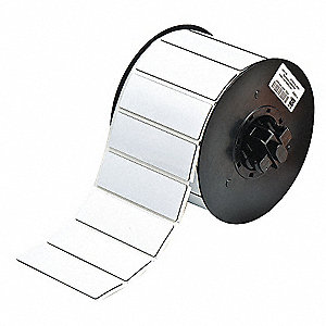 BBP31 ADHESIVE TAPE POLY WHITE