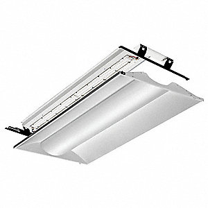 4000K Troffer Fixture Retrofit Kit, 47 Watts, 120 to 277 Voltage