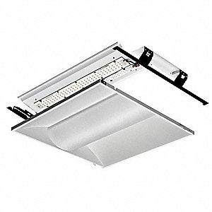 4000K LED Parabolic Fixture Retrofit Kit, 35 Watts, 120 to 277 Voltage