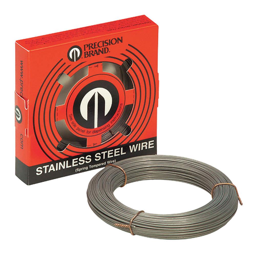 MALIN COMPANY 10-0800-005S Baling Wire,Spool,Bare Wire