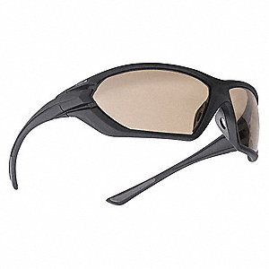 Assault Anti-Fog, Scratch-Resistant Ballistic Safety Glasses , Twilight Lens Color