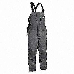 CatalystFlotationBibPant,Blk,Cordura,3XL