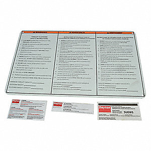Identification Label Kit