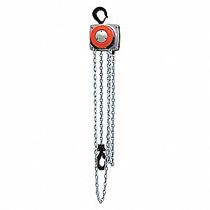 HOIST MANUAL 2TON 20 FT HURRICANE