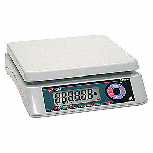 100 oz. Digital LCD Compact Bench Scale