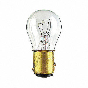 LAMP MINIATURE AMPBER PK10