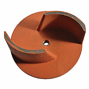 Impeller 1/2 HP for 4CRE5 for PPT05002G