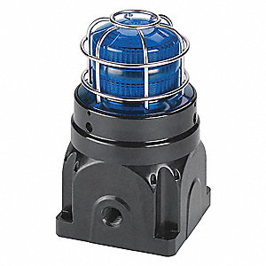 Strobe Light,Blue,FPM 60,Xenon,0.45A