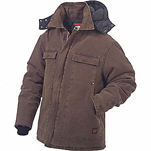 PARKA WASHED DUCK W/HOOD
