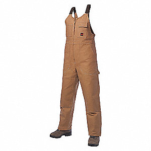 UNLINED DUCK BIB OVERALL