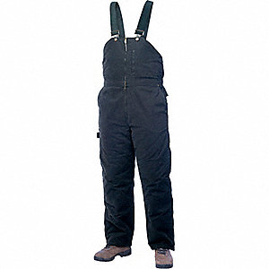 LADIES INSULATED BIB OVERALL