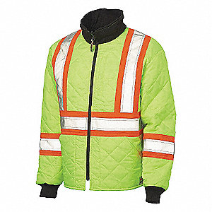 JACKET HI VIS REVERSIBLE