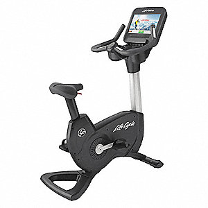 Upright Bike,Tablet Console, XXL Seat