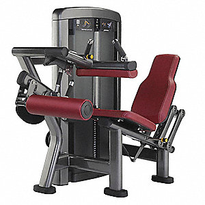 Leg Curl Machine,62-13/32inL,58-7/64inH