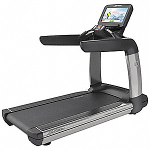 "37"" x 63-3/64"" Treadmill with 0.5 to 14 mph Speed Range; Includes Tablet Console"